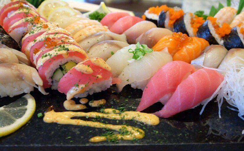 7 Makanan Asia Yang Terbaik